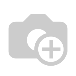 "TULIP BUSH 18"" X9 SATIN  YELLOW/CREAM/GREEN"